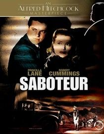 """Saboteur"" (dir. Alfred Hitchcock, 1942)"