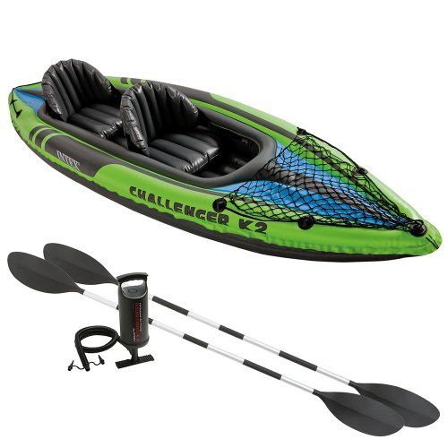 K2 Kayak - 2-Person Inflatable Kayak | Kids Cool Toys UK