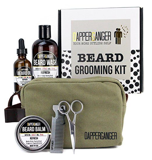 Delightful When It Comes To Beard Care Kits, Novice And Veteran Beard Growers Will  Agree U2013 You Need To Use Products That Both Feel Good, And Work.