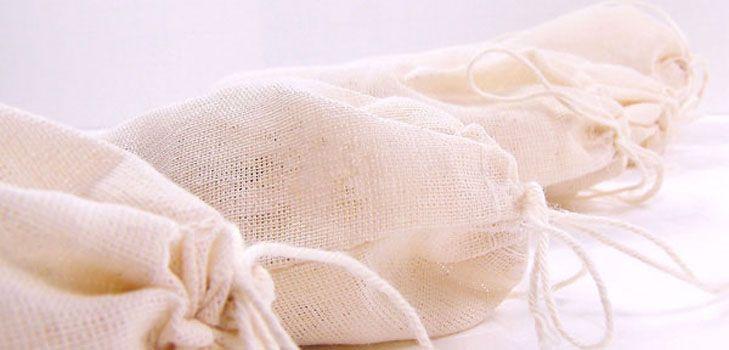 Мастер-класс: как сделать овсяное мыло-скраб в мешочке