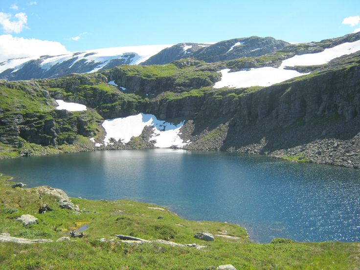 Folgefonna National Park Centre - Rosendal, Norway
