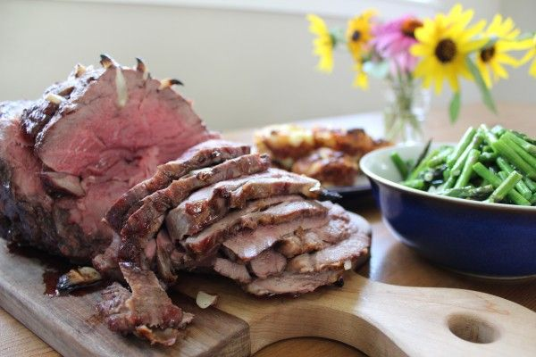 Lamb is my favorite roast to do, it gives me energy more than any other meat. Infused with garlic and sprinkled with moist sea salt and all the trace minerals natural sea salt contains, lamb roast is a highly nourishing meal that can feed a crowd or be used for a week of leftovers....