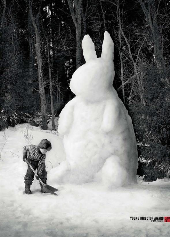 [  http://pinterest.com/toddrsmith/boards/  ]  - Snow Bunny! - [  #S0FT  ]
