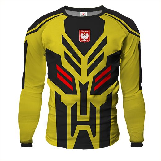ARMOR Goalkeeper Jersey MAXIMUS With Custom Name And Number yellow
