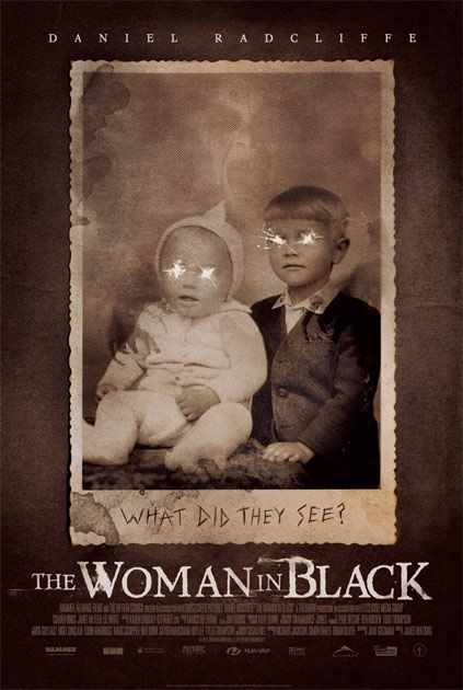 Saw The Woman In Black last night at BioCity Aalborg - I like scary movies and this one fulfilled my expectations :-)
