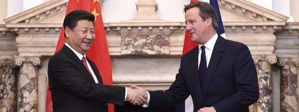China relanza la energía nuclear en Reino Unido después de 20 años