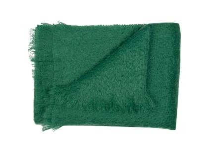 // mohair throw blanket