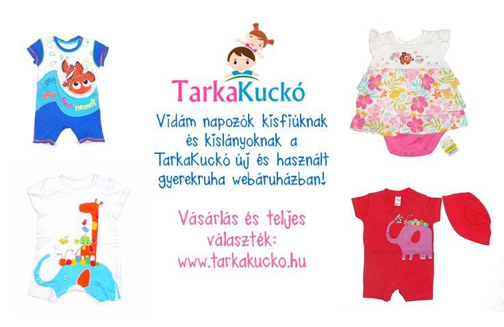 Napozók a TarkaKuckó gyerekruha webáruházban