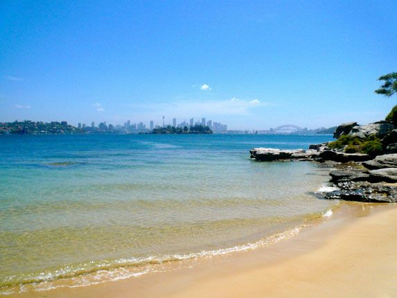 Milk Beach, Vaucluse, Sydney