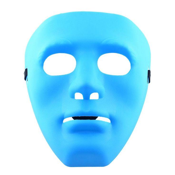 Fantasmas assustadores do Dia Das Bruxas Masquerade DIY Adulto Traje Do Partido Cosplay Máscara de Vestir