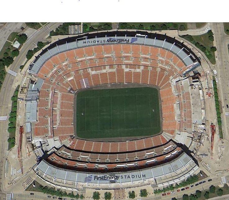 NFL Browns, First Energy Stadium
