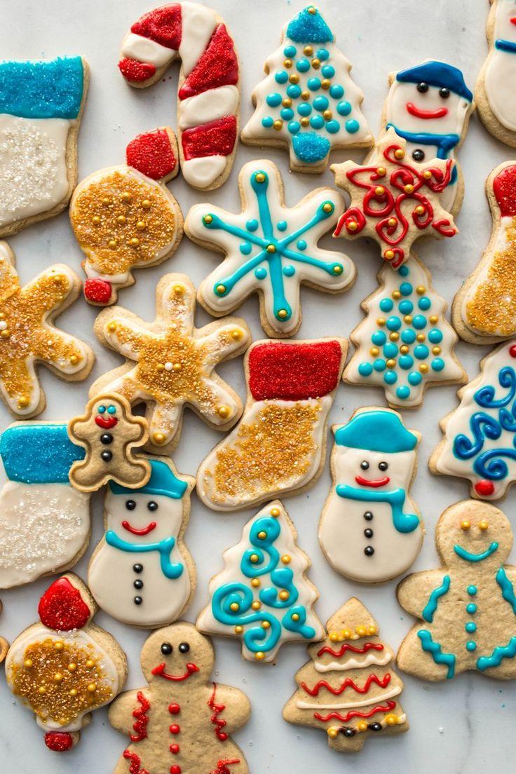 Gluten Free Vegan Sugar Cookies (Oilfree!) Recipe (With