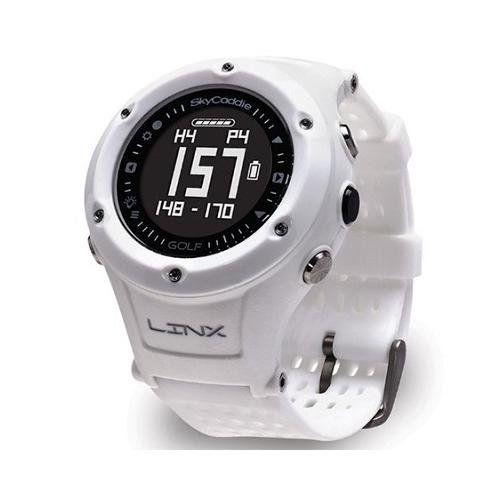 SkyCaddie LINX Watch White Small ** Read more reviews of the product by visiting the link on the image. Note:It is Affiliate Link to Amazon.