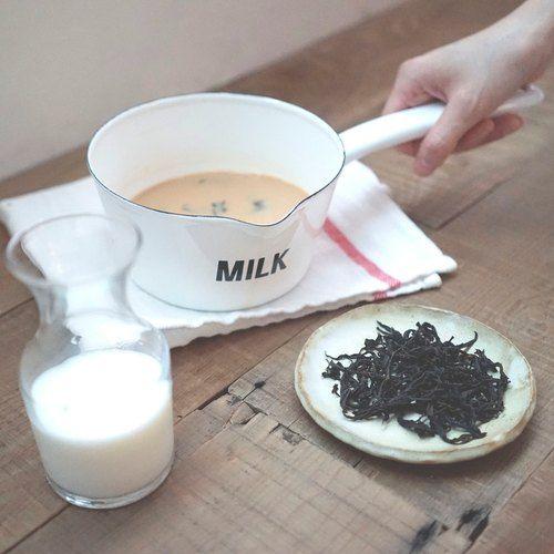 【琅茶】奶茶專門 :: 阿薩姆紅茶 / ミントやシナモンの香り、濃厚