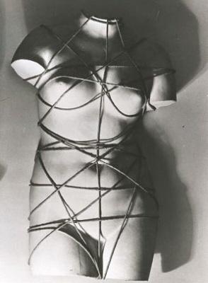 Man Ray - Vénus restaurée (Dada)(1936)