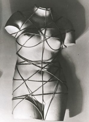 Man Ray..not always a great guy but I love this - Vénus restaurée - KF