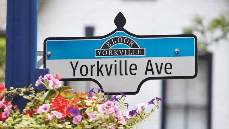 Yorkville, Toronto