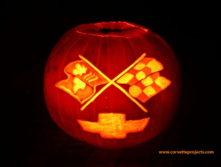 Show your pumpkin carving skills tonight at the clover