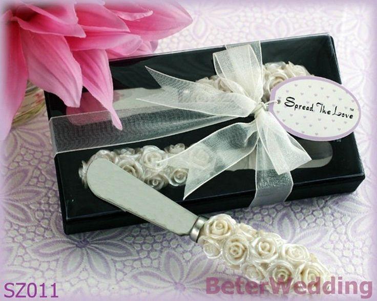 Aliexpress.com : Buy 12pcs, 6set Flora themed Wedding Favor ideas Spreader Set SZ011 Shanghai Beter Gifts Co Ltd from Reliable gift fairy co ltd suppliers on Shanghai Beter Gifts Co., Ltd. $17.00