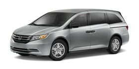 The 2014 Honda Odyssey ranks 1 out of 7 Minivans. This ranking is based on our analysis of published reviews and test drives of the Honda Odyssey, as well as reliability and safety data.  The 2014 Honda Odyssey pleases reviewers with its stellar handling for a minivan, good fuel economy and large, cleverly-equipped interior. For having the best combination of factors that appeal to families, we named the Odyssey our 2014 Best Minivan for Families.