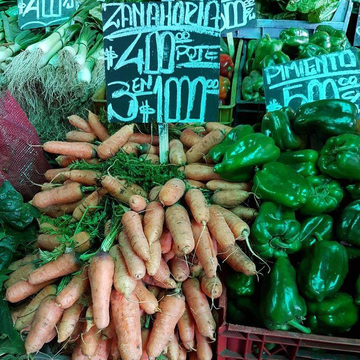 Mercados locales, fruta y verdura fresca, turismo local, conociendo los mercados de Santiago de Chile