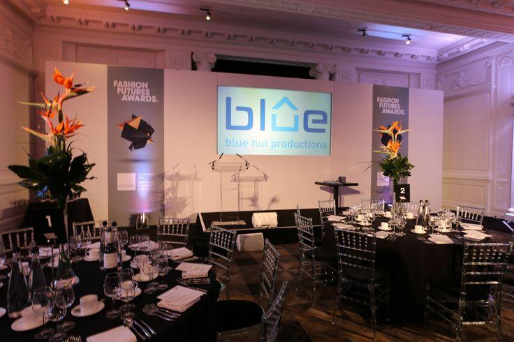 Awards Set Designed By Blue Hut Productions, 8 Northumberland's Partnered AV Team