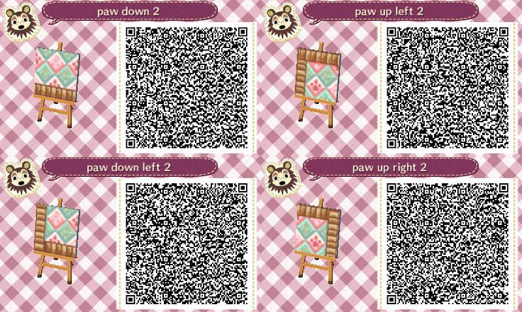 55 Best Animal Crossing New Leaf Qr Codes For Paths