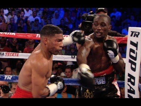 Crawford vs. Gamboa Highlights: HBO Boxing After Dark