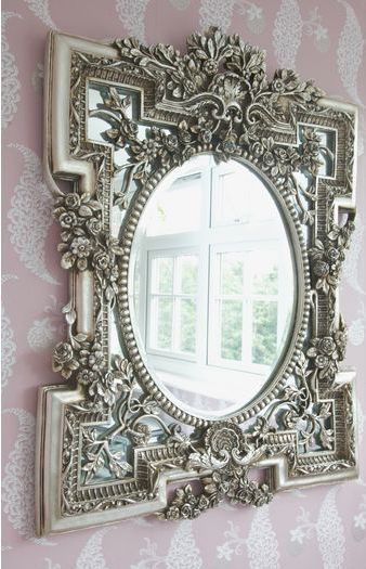 25 best ideas about ornate mirror on pinterest large for Miroirs decoratif