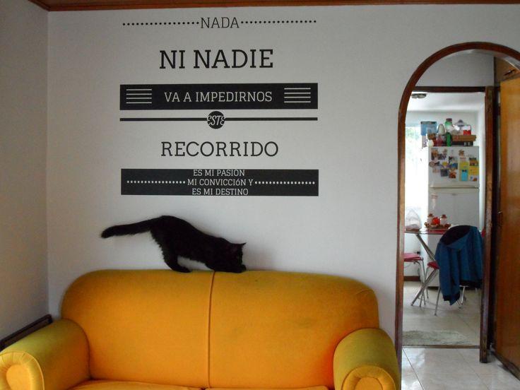 Diseño para habitación Flia Carrasquilla En Bogotá tel. 3176746222 - 6087286 contactanos@gfdecoraciones.com