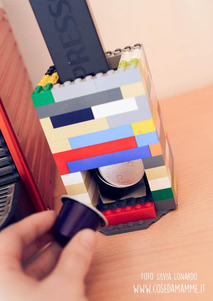 Risultati immagini per regalo festa papa con lego
