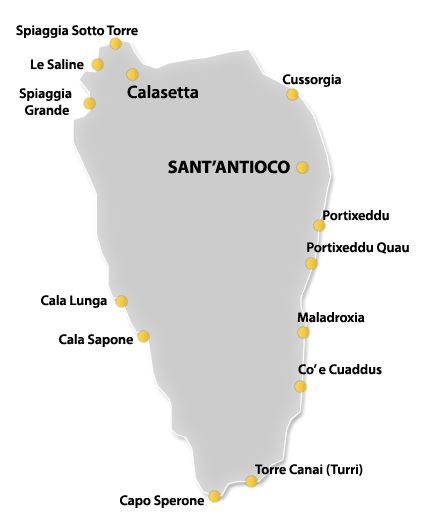 Tuttosantantioco.com - Principali Località >> Sant'Antioco www.tuttosantantioco.com #santantioco #calasetta #sardegna #tuttosantantioco #casavacanza #ferie #vacanze #mare #divertimento #cultura