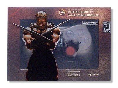 Mortal Kombat Fatality Kontroller--Baraka for PS2