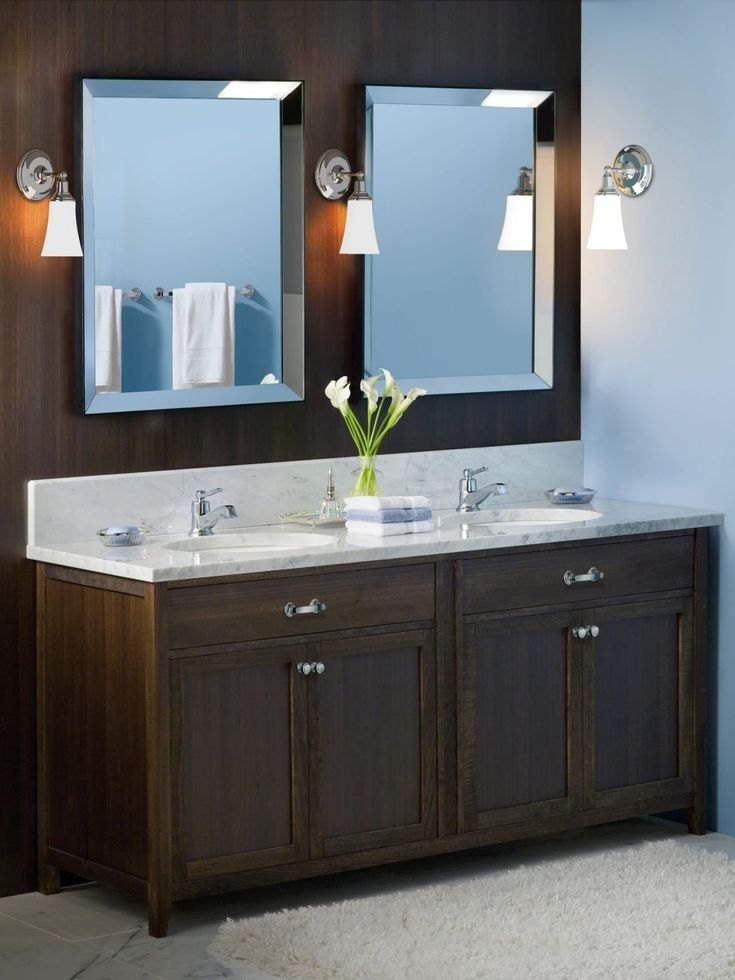 Chocolate And Blue Bathroom Ideas, Blue Brown Bathroom Ideas