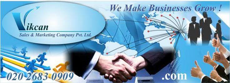 We make Businesses Grow !!!  https://www.facebook.com/vikcansalesandmarketing