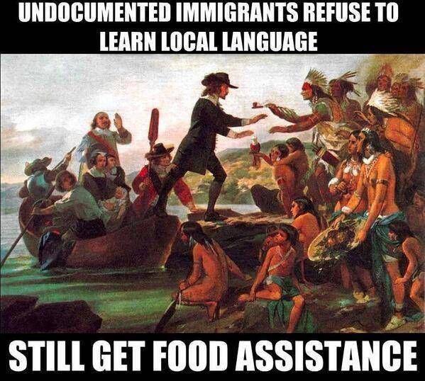 Undocumented Immigrants Meme