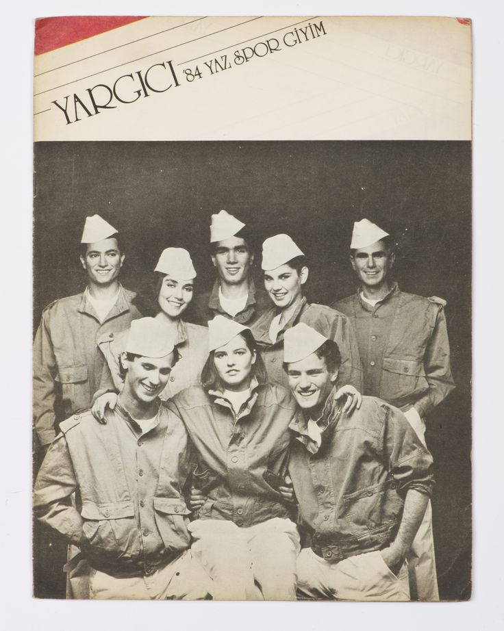 YARGICI - 1984 Catalogue