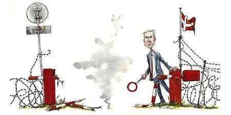 Danskernes jordnære medmenneskelighed overtrumfer i disse dage politikernes livsfjerne kynisme, der i årevis har forkrampet dansk politik.