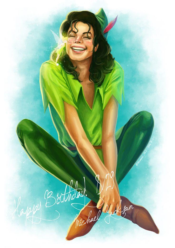 Michael Jackson Peter Pan
