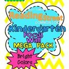 This focus wall pack has EVERYTHING you need to go with your 2013 Common Core Edition Reading Street Curriculum for Kindergarten!   Included:  Head...