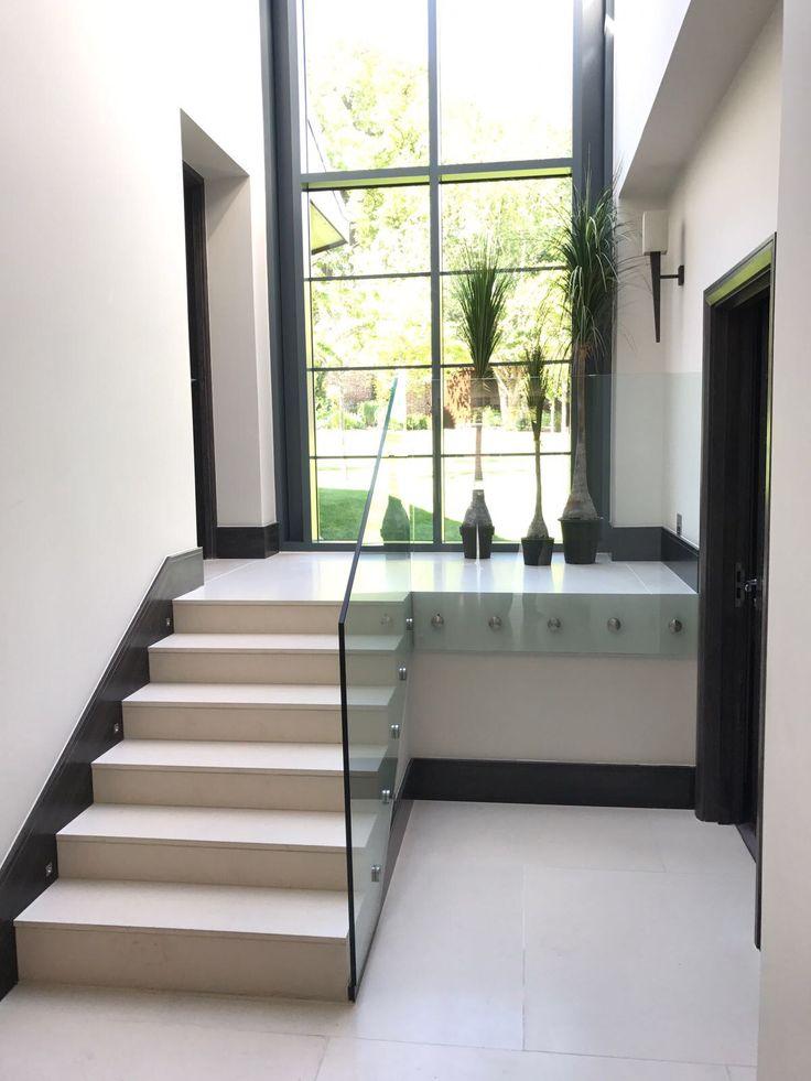 Bespoke frameless toughened glass balustrades. https://www.londonglasscentre.net