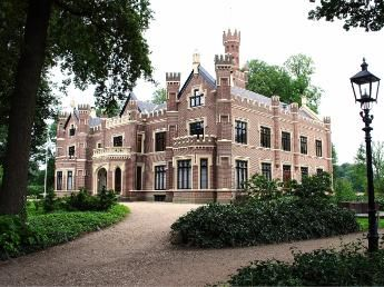 Barneveld - Kasteel de Schaffelaar