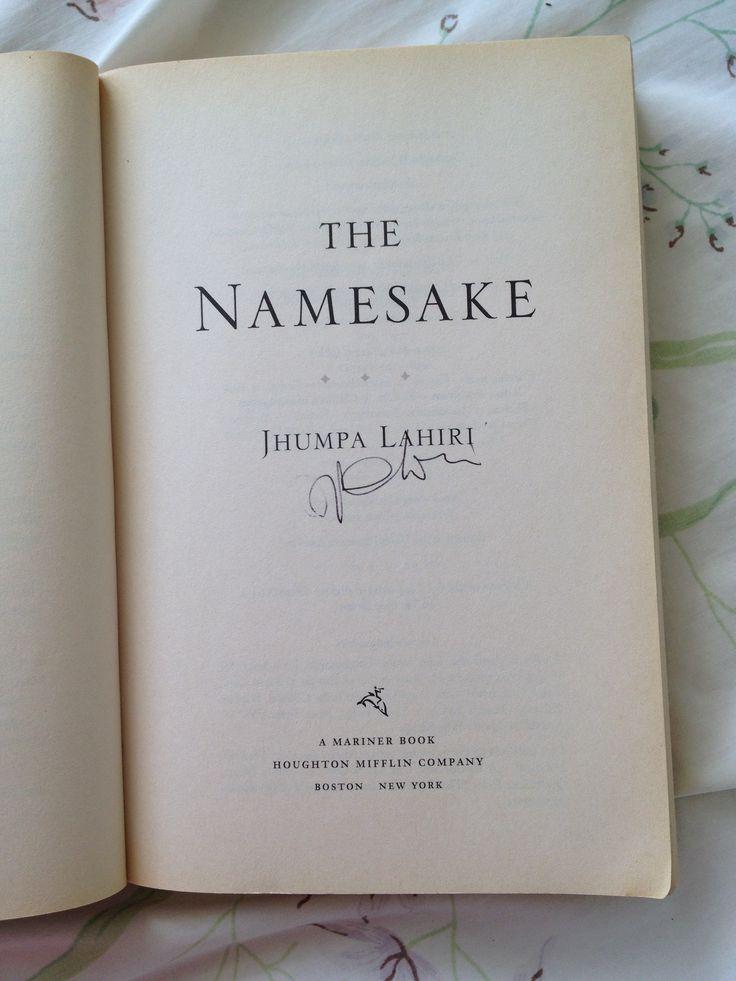 The Namesake   The Namesake - The Big Read 2014   Pinterest