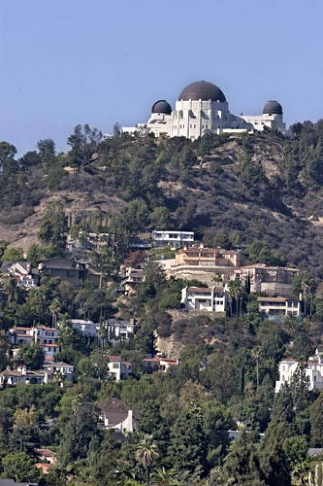 Griffith Park Los Angeles: Griffith Park Visitor Guide