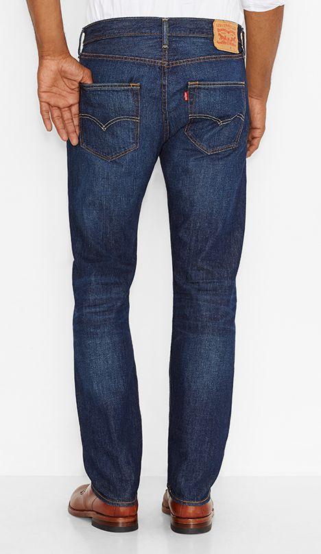 Mens Stonewash Skinny Jeans