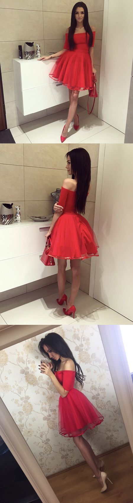 short homecoming dresses,cheap homecoming dresses,off-the-shoulder homecoming dresses,YY383