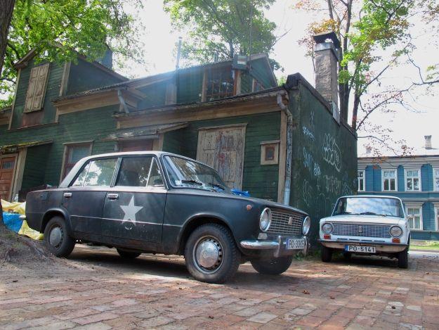 Ein auto braucht man in riga kaum genauso wenig wie die for Kopenhagen interessante orte
