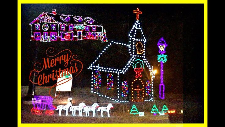CHRISTMAS IN THE PARK YUKON OK | ASHLEY DANEILLE Today I (Ashley) take you along with me as we go see the lights in Yukon Oklahoma! CHRISTMAS IN THE PARK YUKON OK  Join me on my Journey & Subscribe its free ya know: https://www.youtube.com/channel/UC_zppMoGaE4bXBD4CiB7aNw Music on Soundcloud by DJ Quads ---------------------------------------------- Send me a video if you would like to be featured in one of my videos or introducing my channel for me to but at the beginning of my video's…