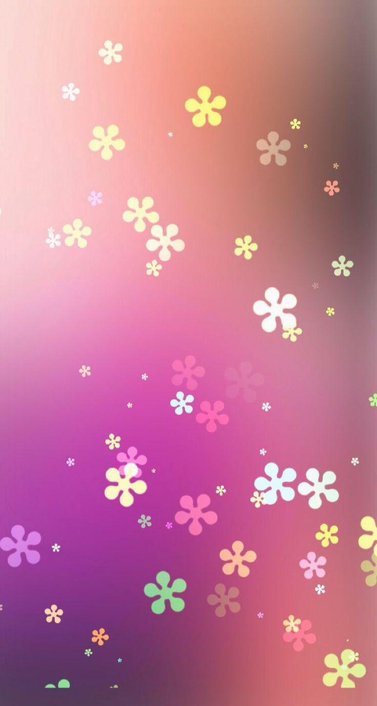 iPhone5 Pretty Pattern Wallpaper.