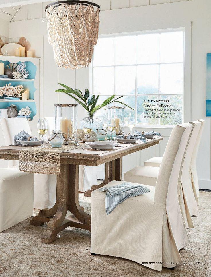Fall 2017 D1 Coastal dining room, Dining room design